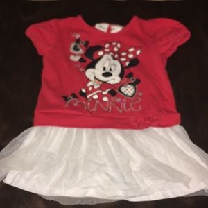 Minnie Mouse top 🔥3/$12🔥